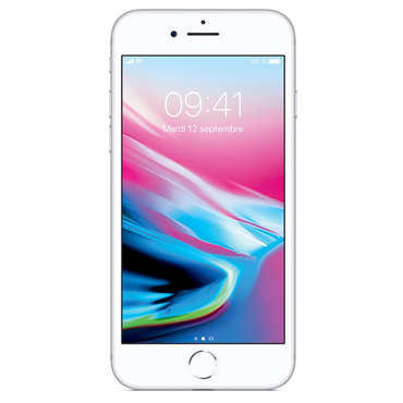Smartphone APPLE IPHONE 8 64GO SILVER