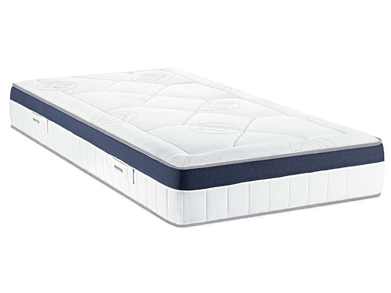 matelas mousse 90x200 cm merinos cool boost vente de matelas 2 personnes conforama. Black Bedroom Furniture Sets. Home Design Ideas