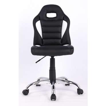 Chaise dactylo ARWEN coloris noir