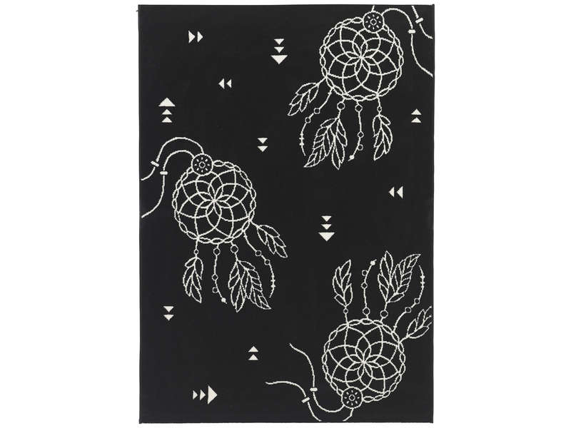 tapis 120x170 cm dream catcher vente de tapis petite taille conforama. Black Bedroom Furniture Sets. Home Design Ideas