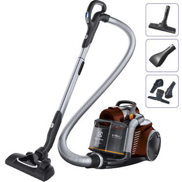 Aspirateur sans sac ELECTROLUX EUF8ANIMAL