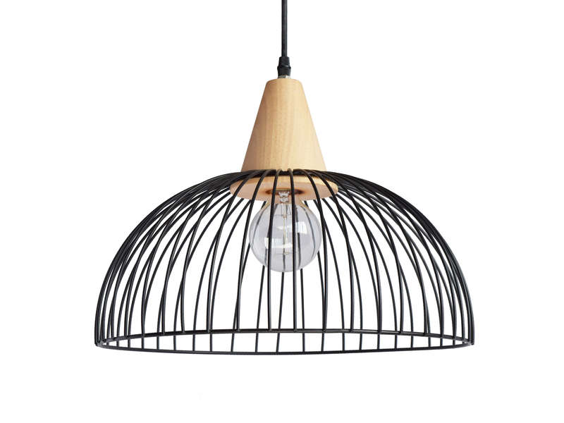 Suspension Piccolo Coloris Noir Vente De Lustre Et Suspension Conforama
