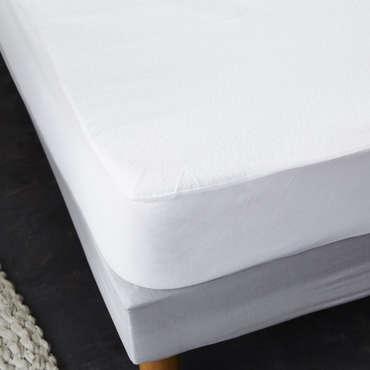 Protège-matelas 90x190 cm format drap housse LINGE PROPRE