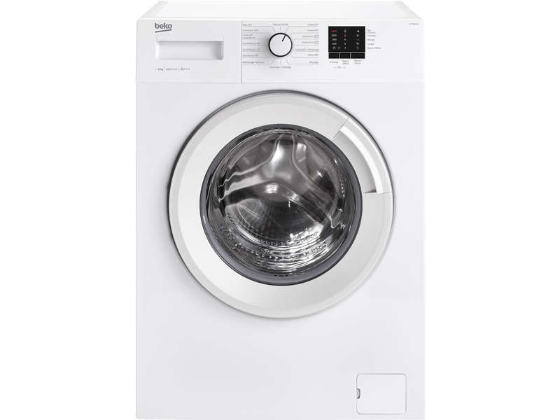 lave linge ouverture hublot 8 kg beko lff08w18 beko vente de lave linge conforama. Black Bedroom Furniture Sets. Home Design Ideas