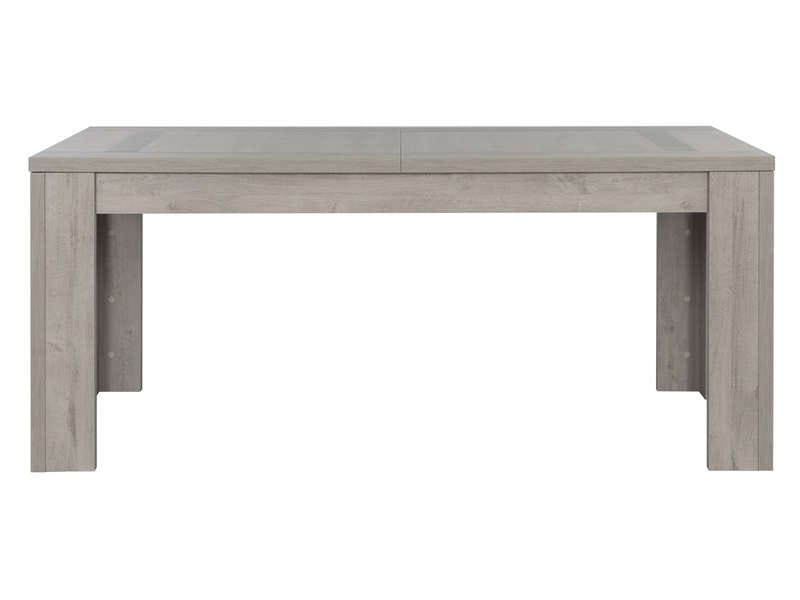 Table Rectangulaire Avec Allonge L Max 226 Cm Boston Coloris