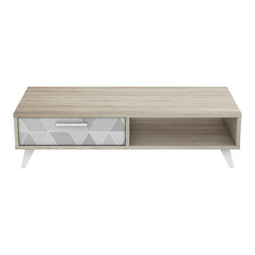 Table basse rectangulaire SLIDE