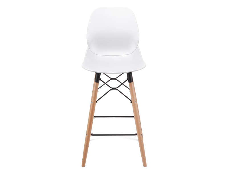 Tabouret De Bar Oslo Coloris Blanc Vente De Bar Et