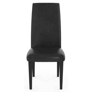 Chaise JAVA coloris noir