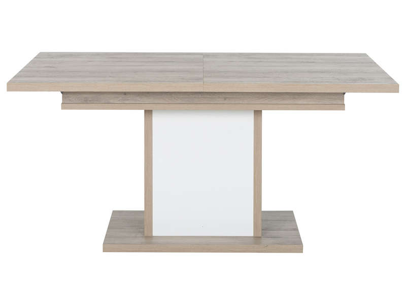 Table De Salle A Manger Conforama.Table 160 Cm Avec Allonge Aston Vente De Table Conforama