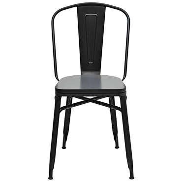 Chaise MAXWELL coloris noir