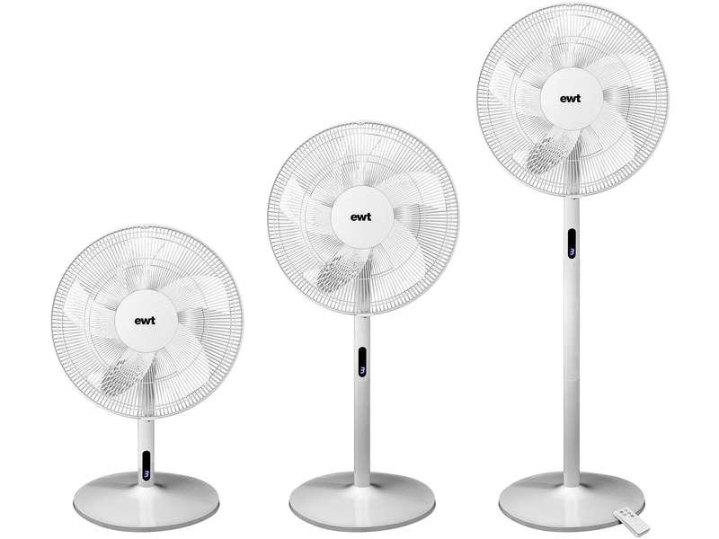 Ventilateur EWT MISTRAL 3IN1