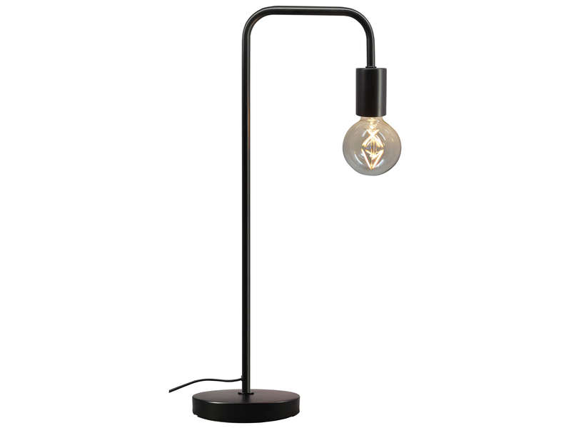 Lampe SIMPLE coloris noir