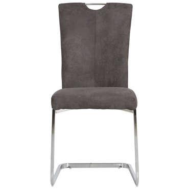 Chaise SANDY coloris gris