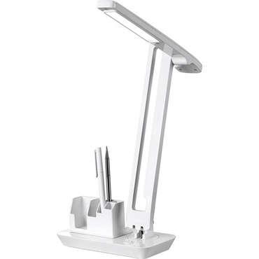 Lampe de bureau MARES coloris blanc
