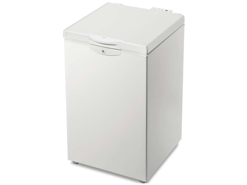 Congélateur coffre 133 litres INDESIT OS1A140H