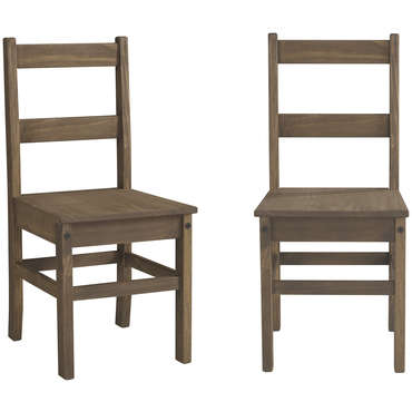 Lot de 2 chaises ALONG