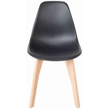 Chaise SACHA coloris noir
