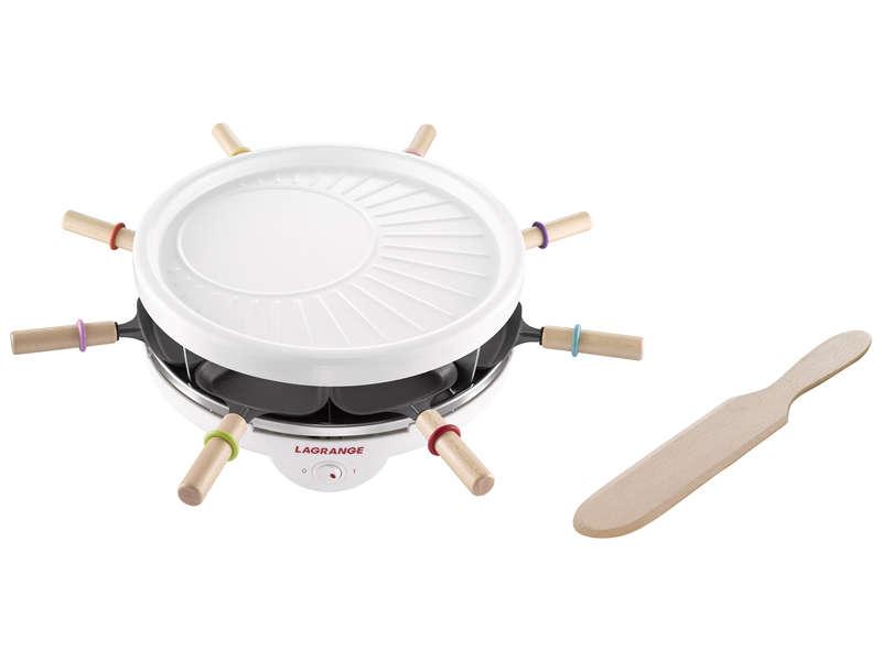 Raclette multifonction LAGRANGE 129013