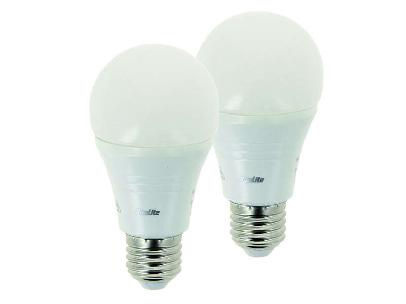 Ampoule 2 AM A60  LED 11 W E27