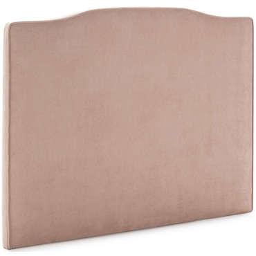 Tête de lit 162 cm MELANIA coloris rose