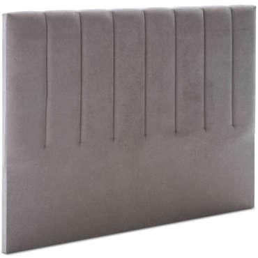 Tête de lit 161 cm NEIFER coloris gris