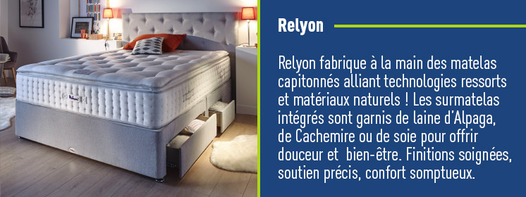 relyon tous les produits relyon conforama. Black Bedroom Furniture Sets. Home Design Ideas