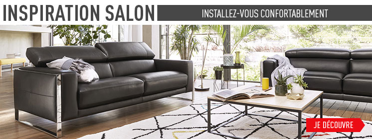 inspiration salon. Installez-vous confortablement